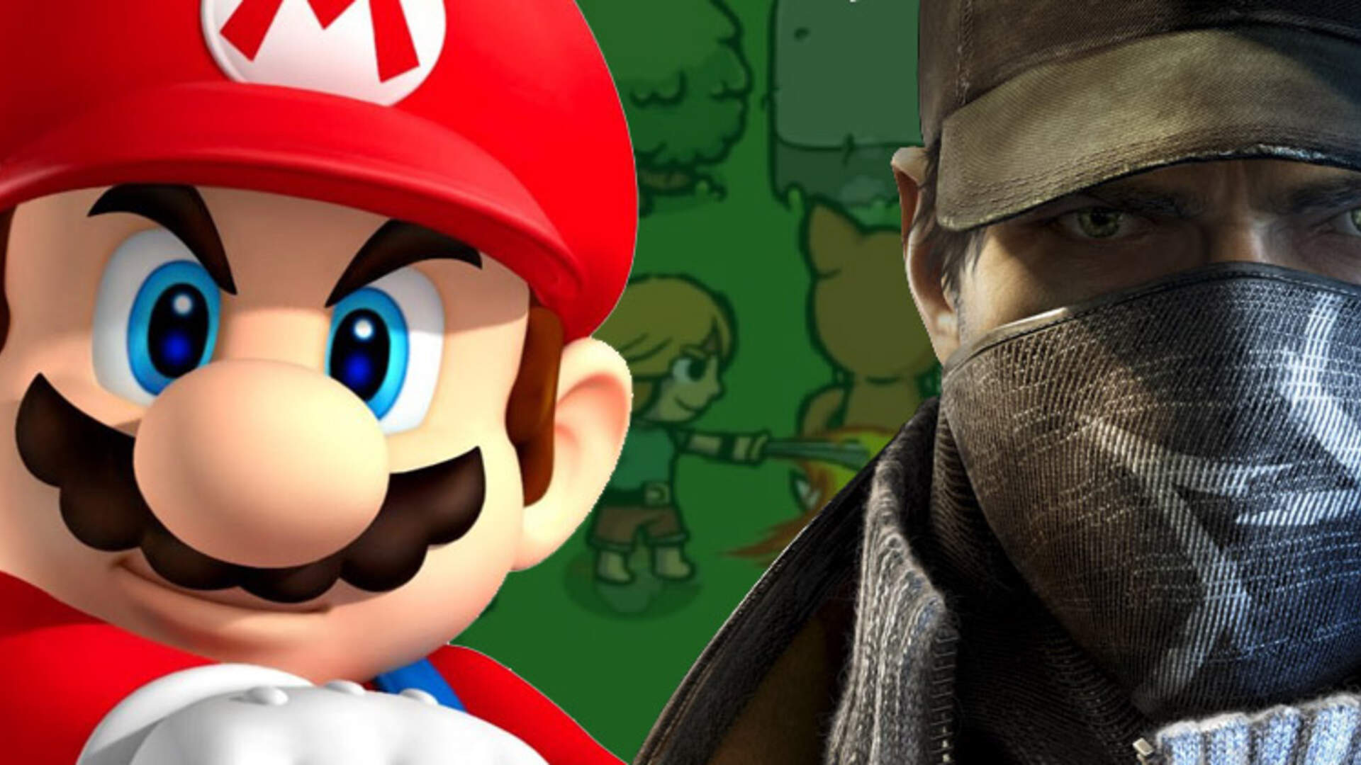 USgamer Community Weekend Discussion Thread: Watch_Dogs or MK8?