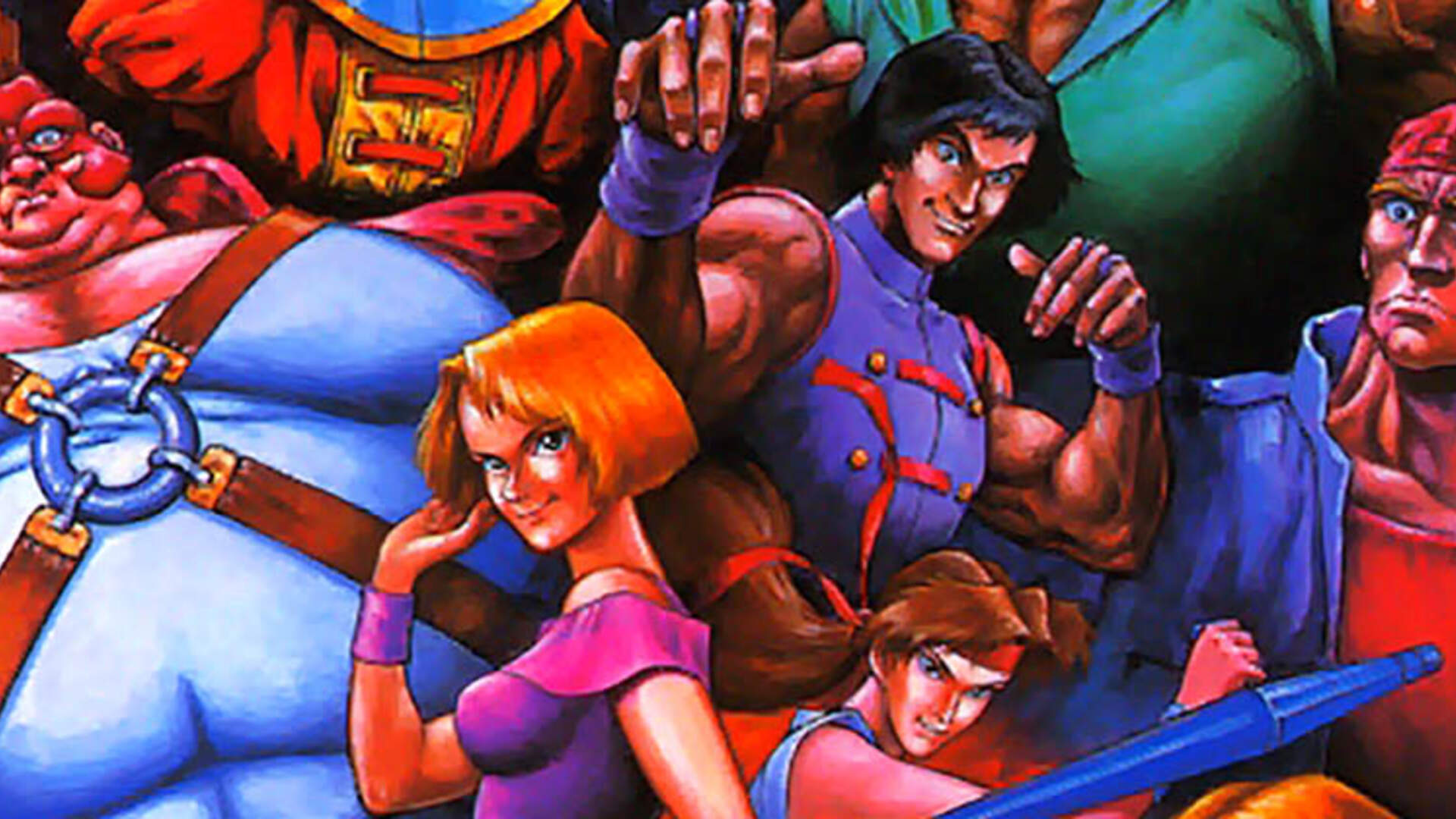 Virtual Spotlight The Other Double Dragon Usgamer