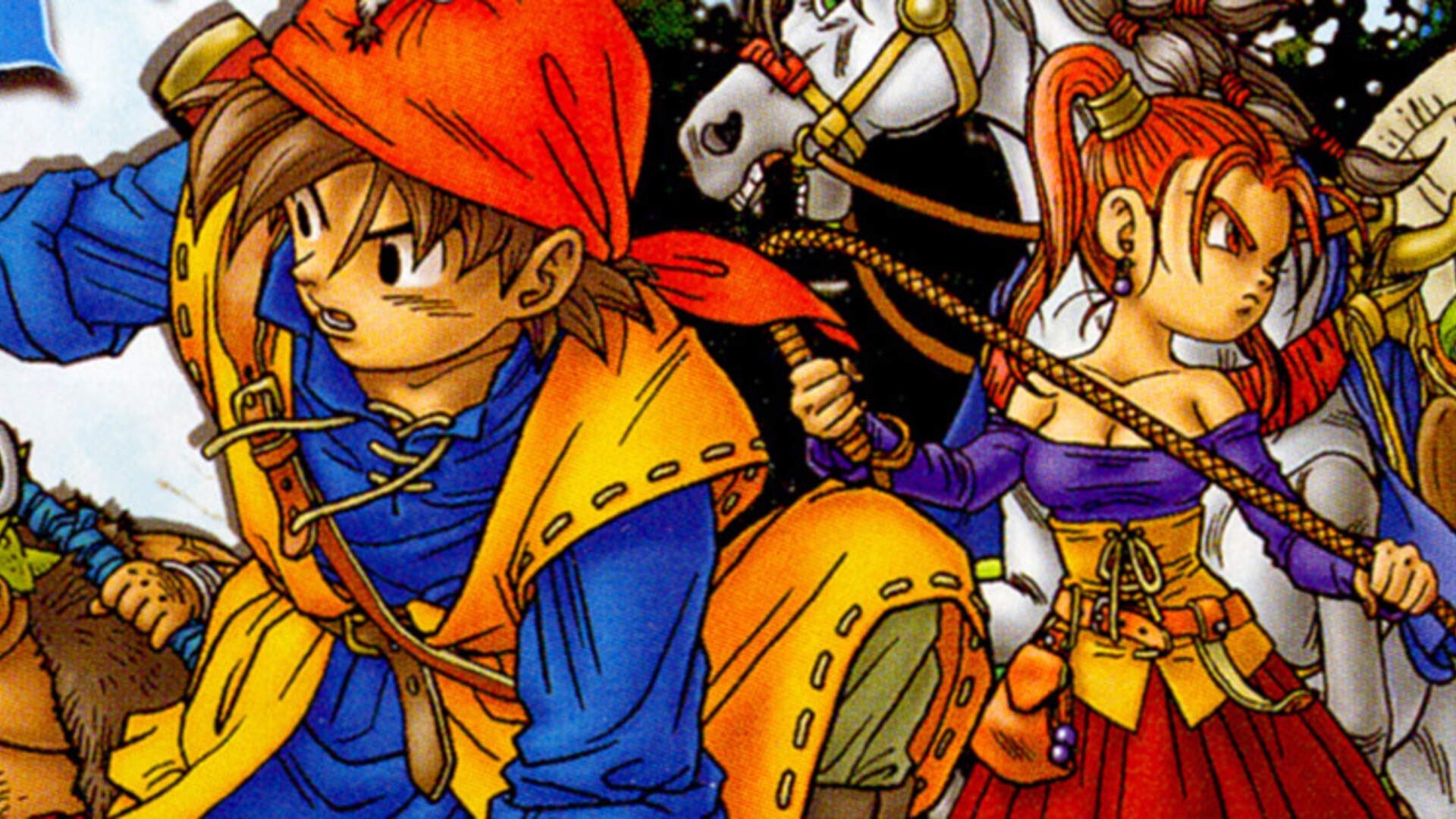 Dragon Quest VIII iOS Review: Itty-bitty Living Space