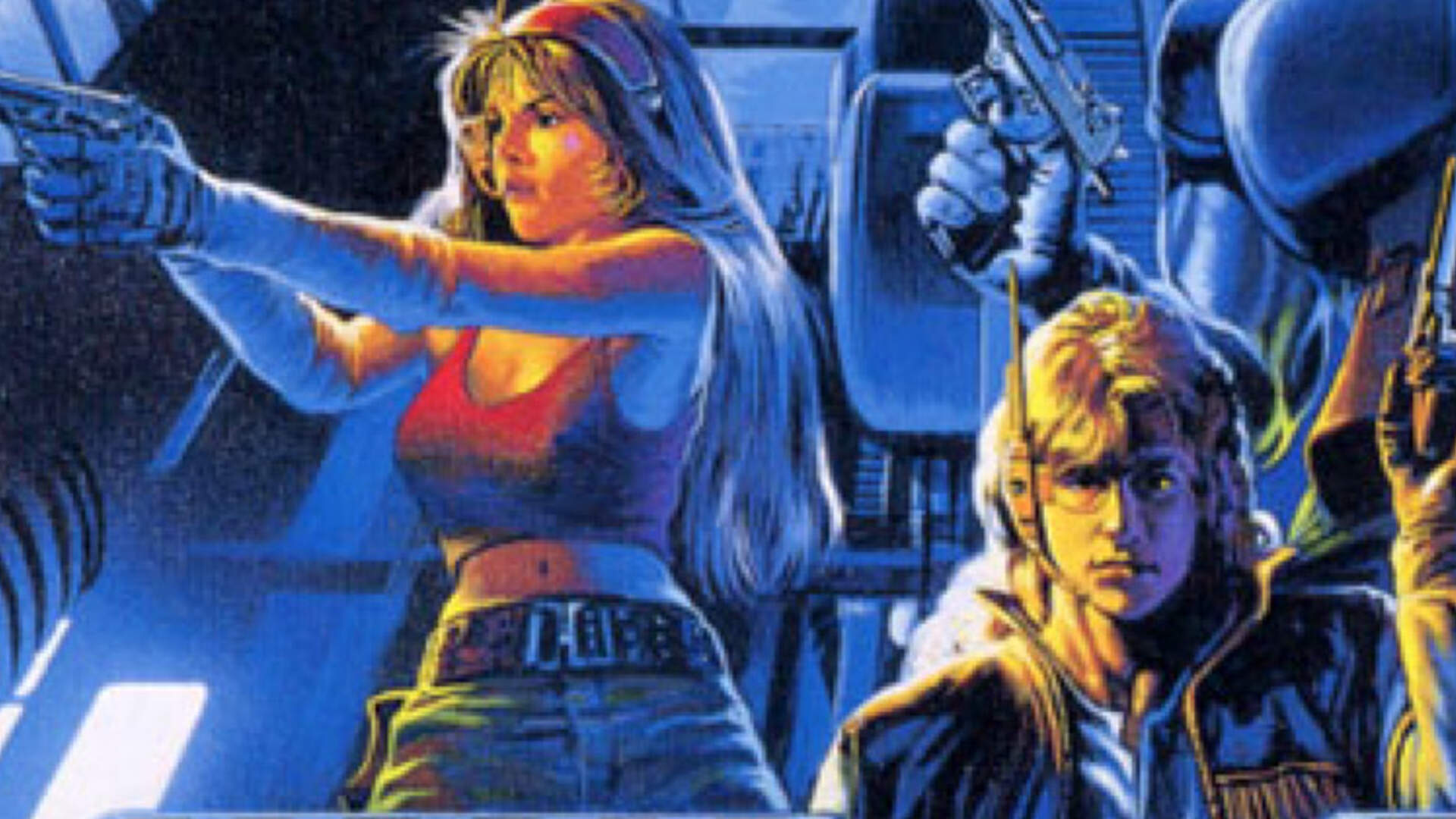 Daily Classic: Elevator Action II, An Arcade Oddity Too Beautiful for This Miserable World
