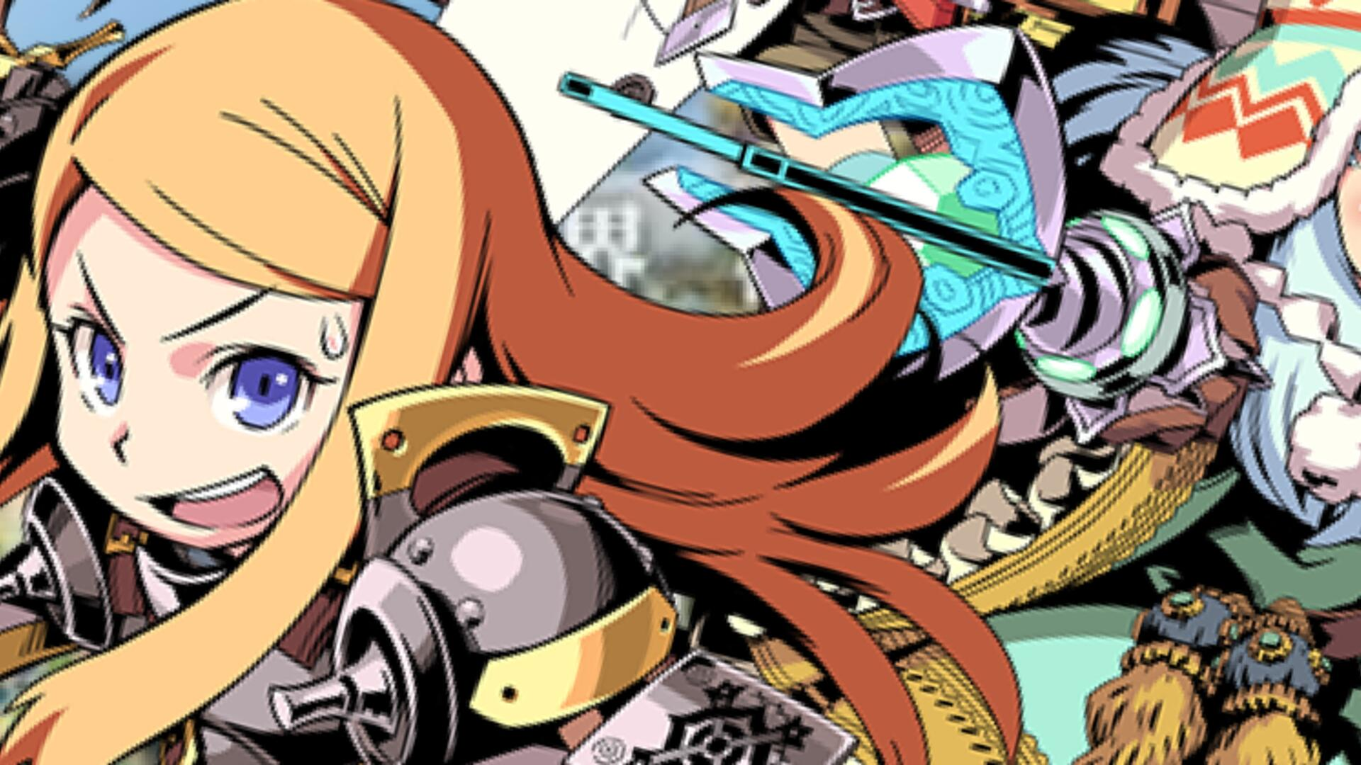 Match of the Millennium: Atlus Announces Etrian Odyssey X Mystery Dungeon