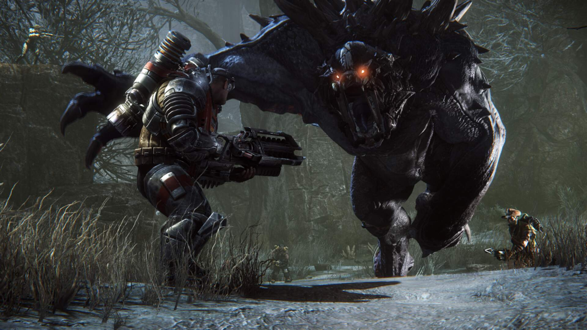 From Secret of Mana to King Kong: Evolve Changes the FPS