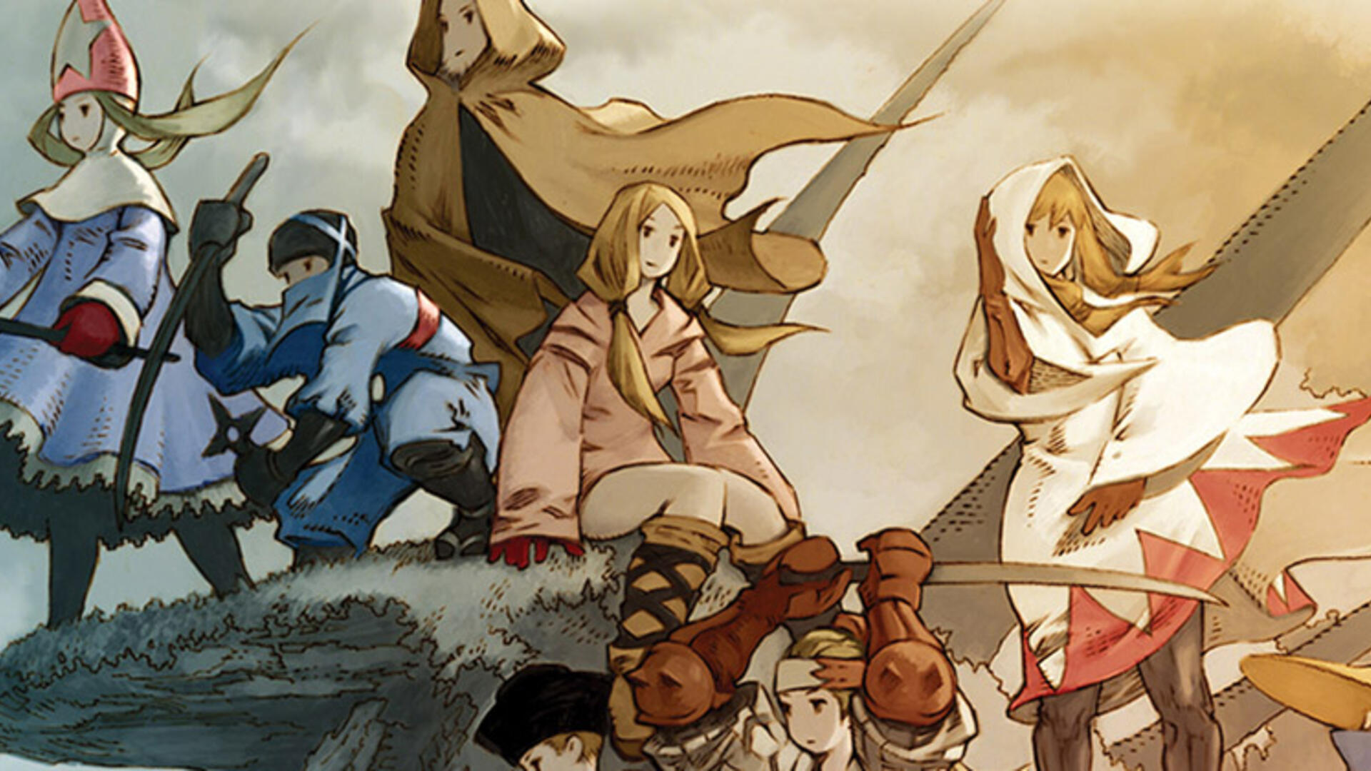 USgamer Club: Final Fantasy Tactics, Chapter 3 | USgamer