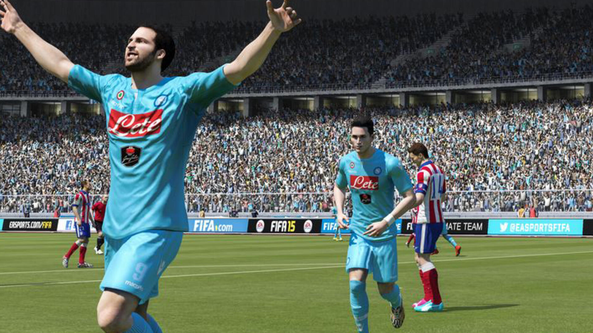 FIFA 15 PS4 Review: The Return of the King