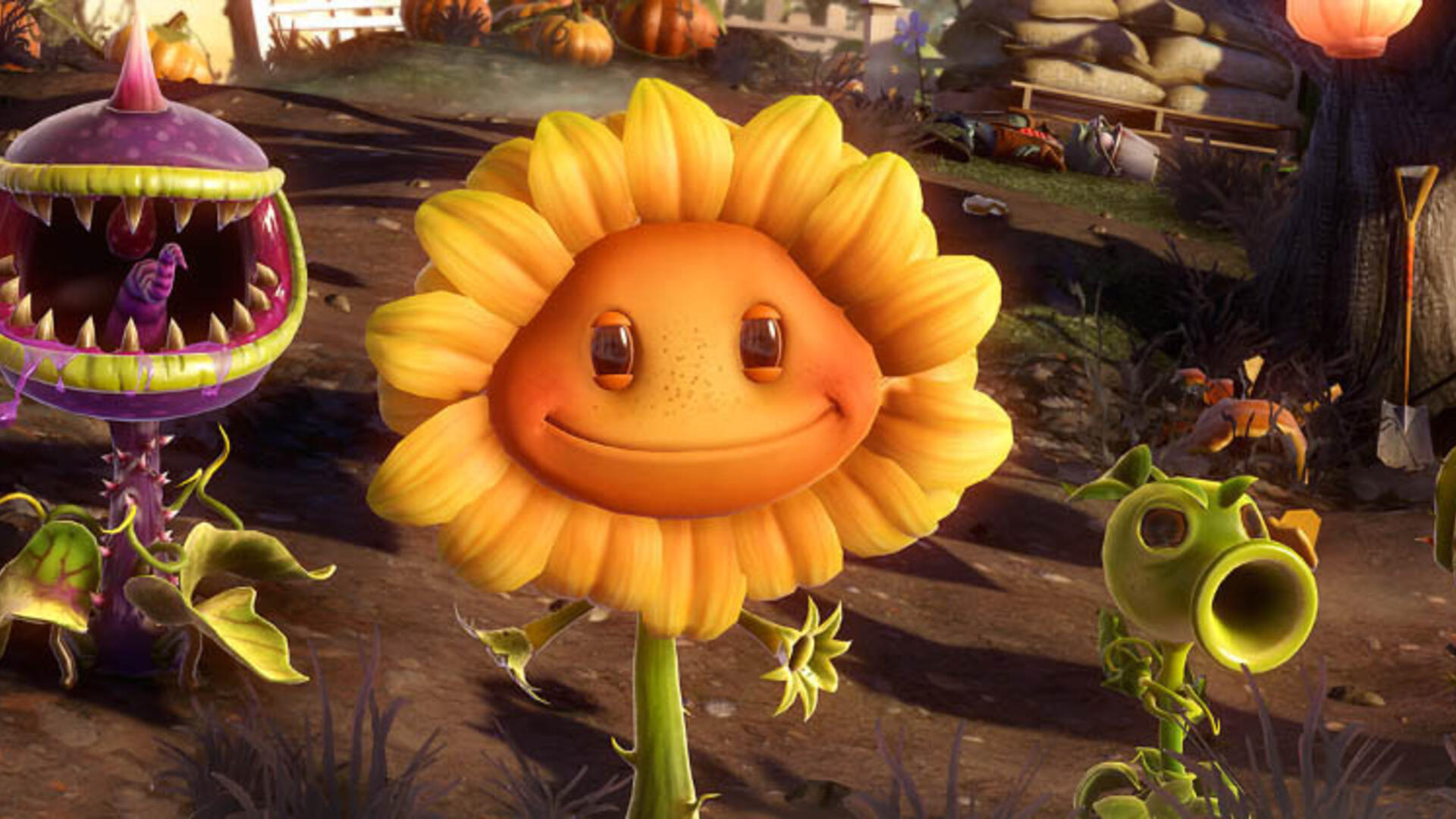 EA Adds Microtransactions to Plants vs. Zombies Garden Warfare