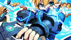 Azure Striker Gunvolt 3DS Review: Lightning Returns?