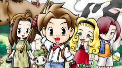 Harvesting My Attention Span: Harvest Moon and ADD