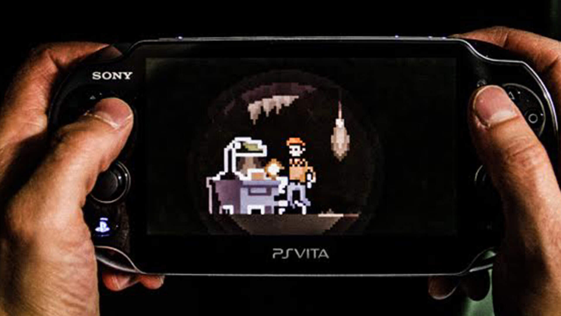 The Fear of Losing Handheld Horror Games