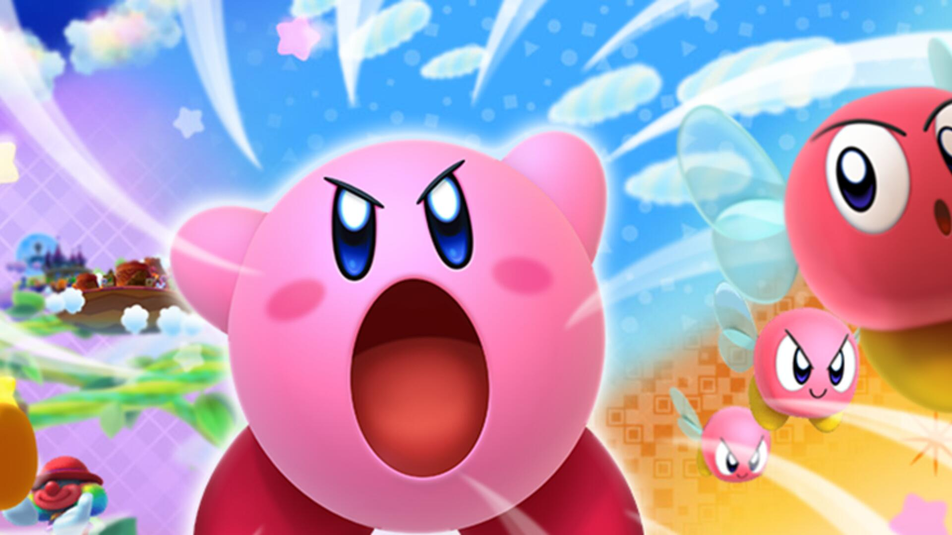 Mario Golf and Kirby 3DS Offer Safe, Reliable Nintendo-ness