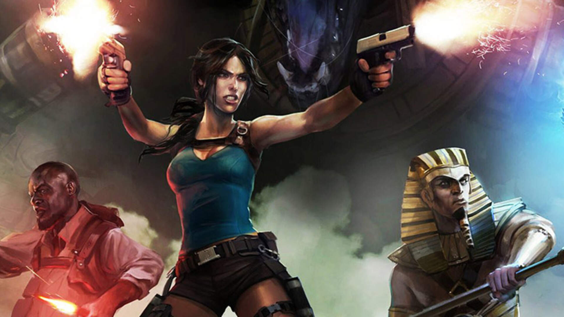 Lara Croft and the Temple of Osiris Xbox One Review: Pulp Fiction