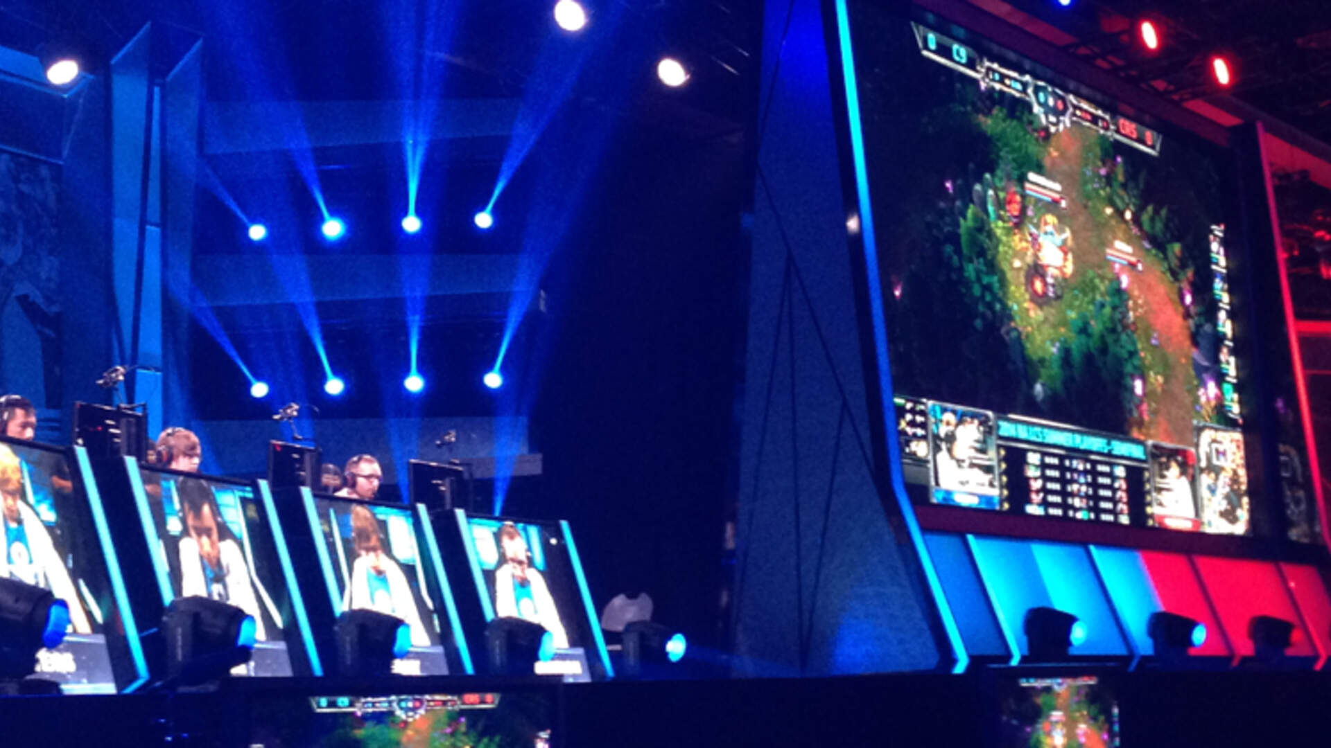 Seven Essential Ingredients for a Successful eSport