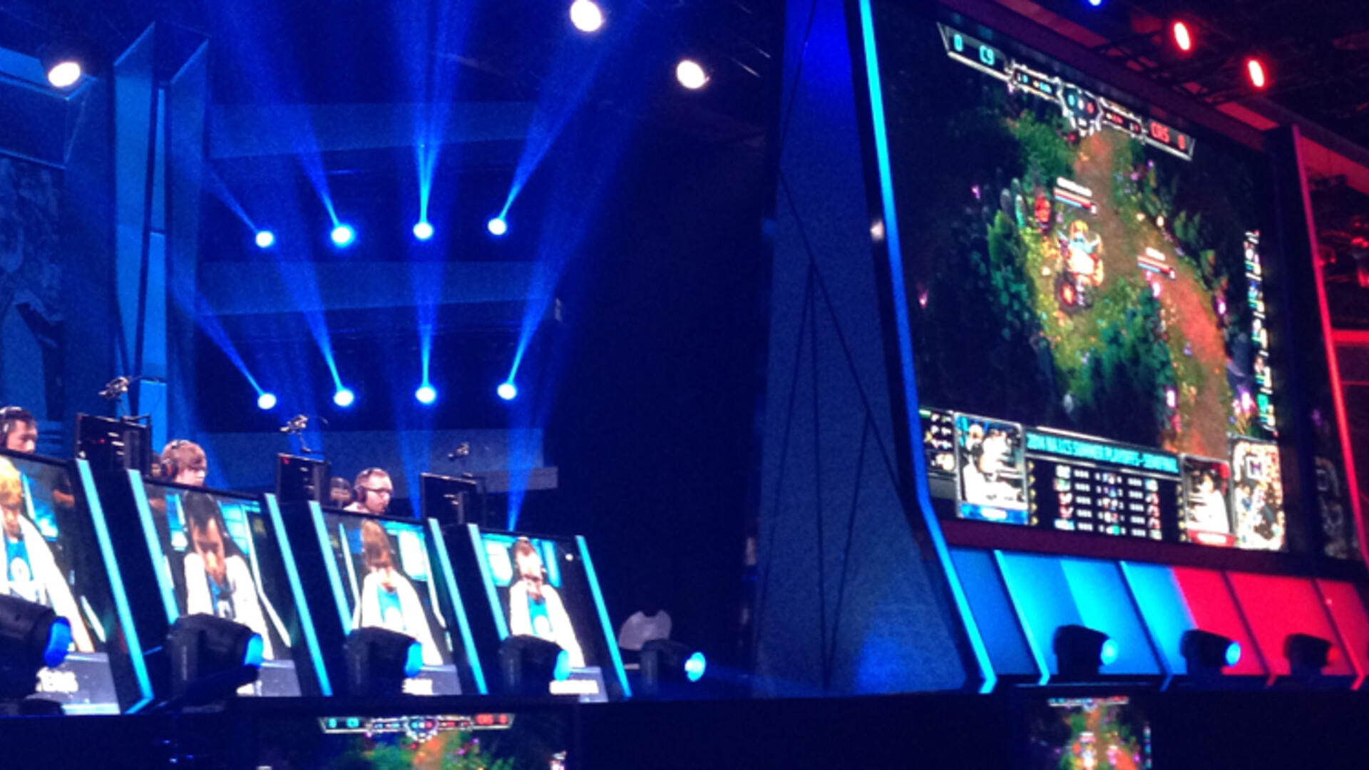 Dispatches from PAX Prime 2014: In the Audience at the League of Legends Semi-Finals