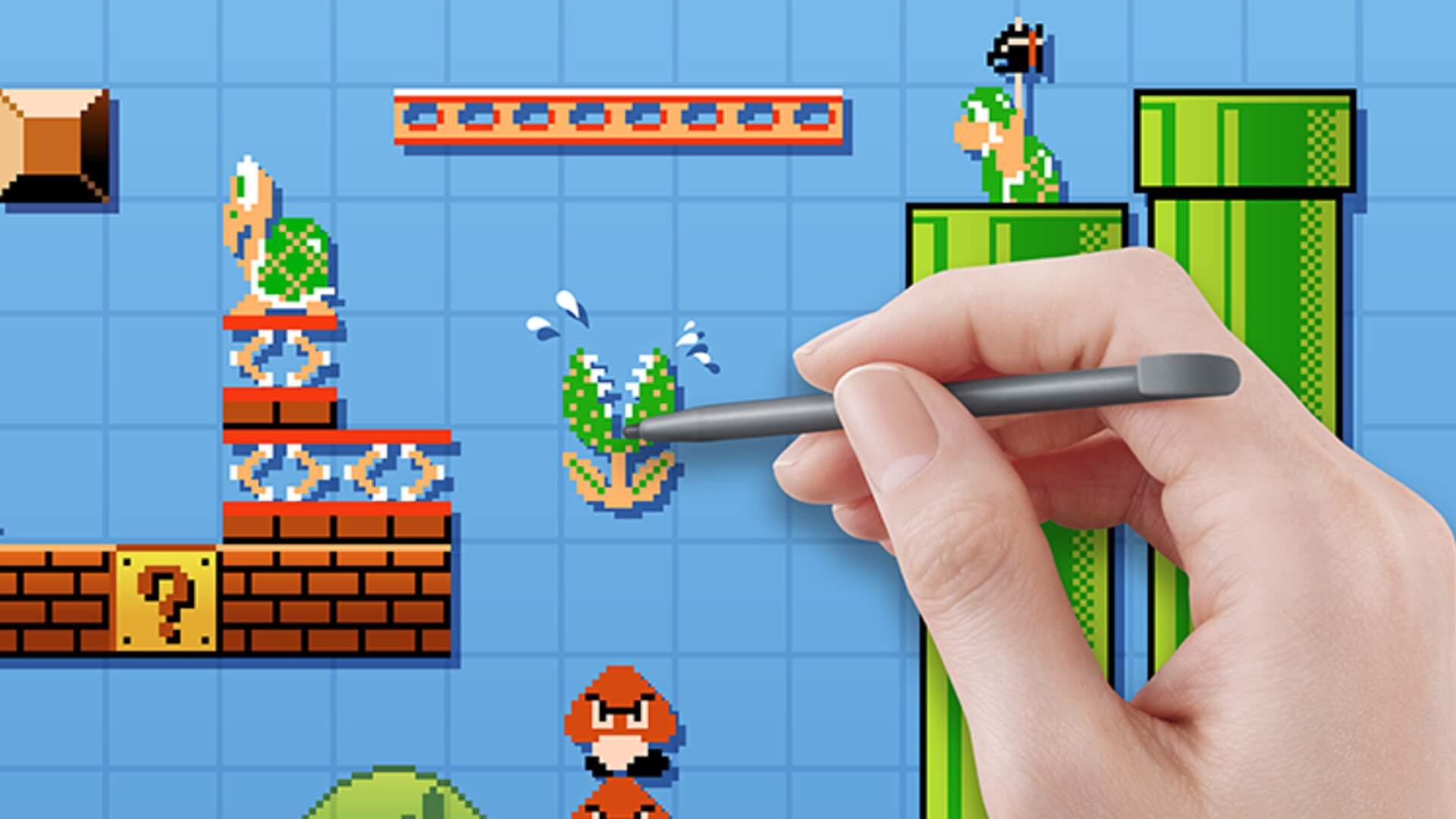 How Nintendo is Offering New Perspective on a Legacy Through Mario Maker
