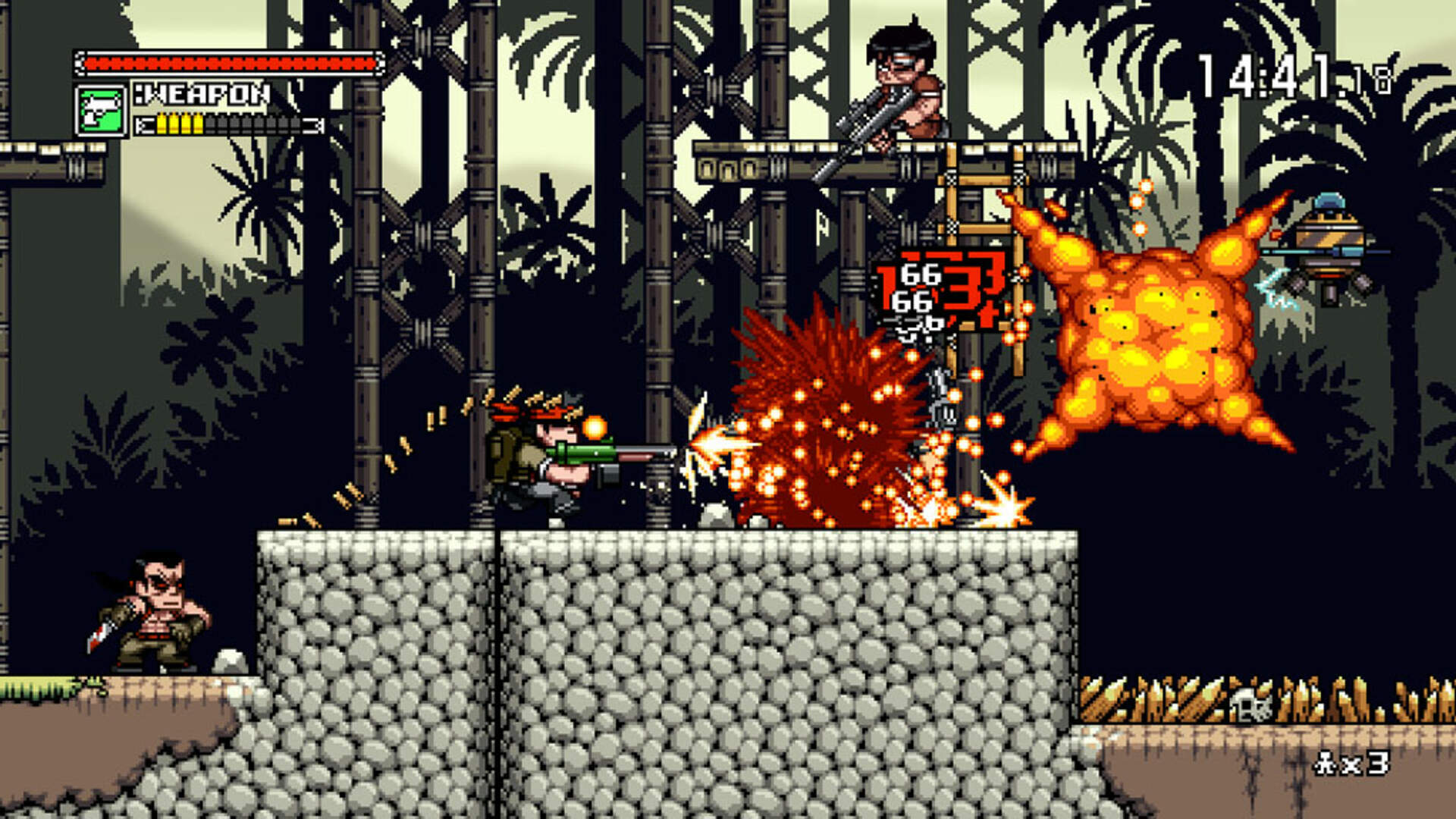Mercenary Kings PS4 Review: A Modern Day Blast from the Past