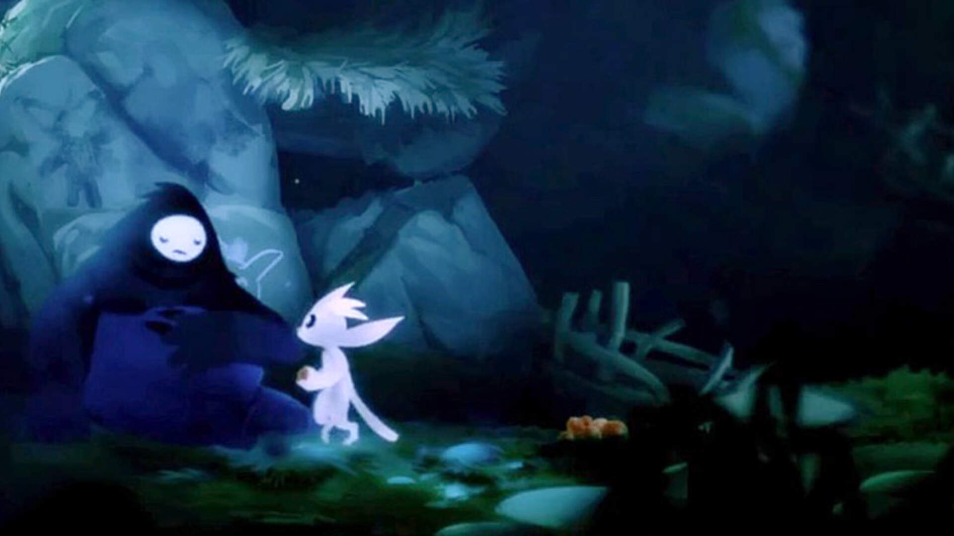 Ori And The Blind Forest Putting 2d Games Back At The Cutting
