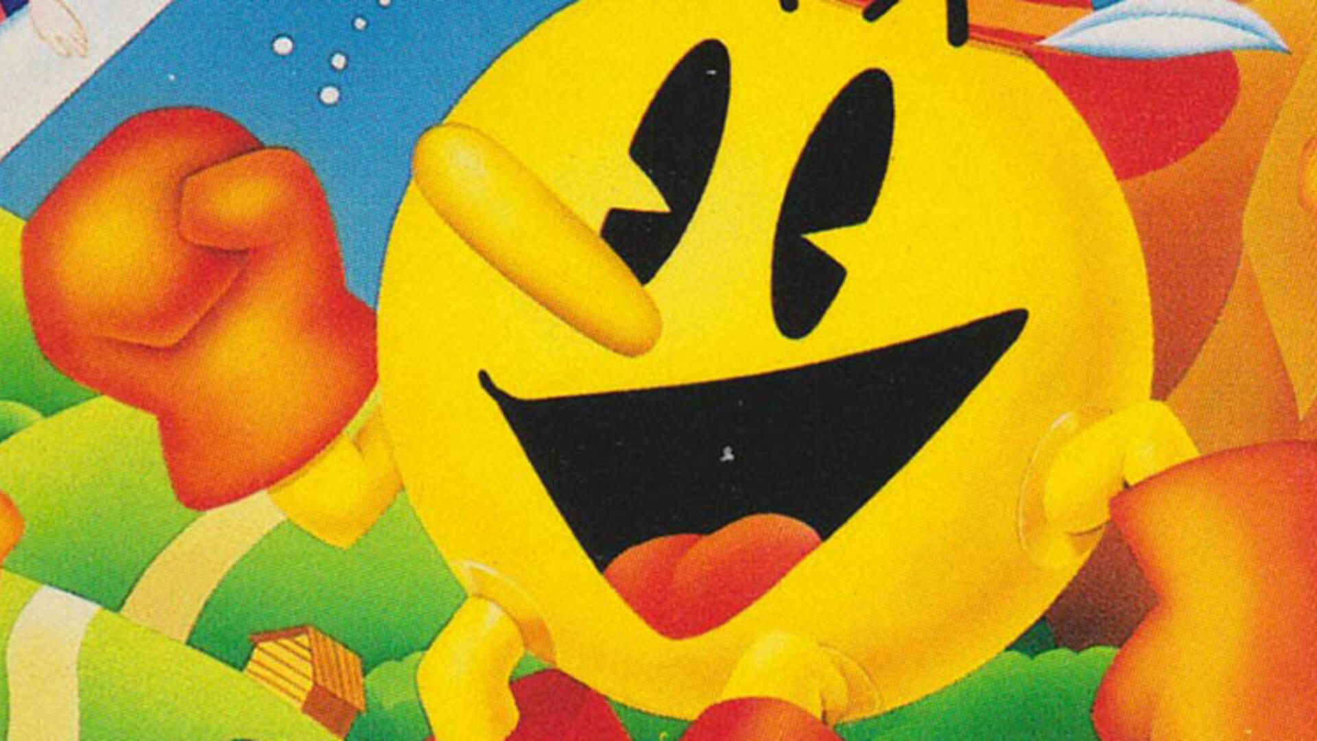 With Pac-Land, Arcade Platformers Raced Into the Future