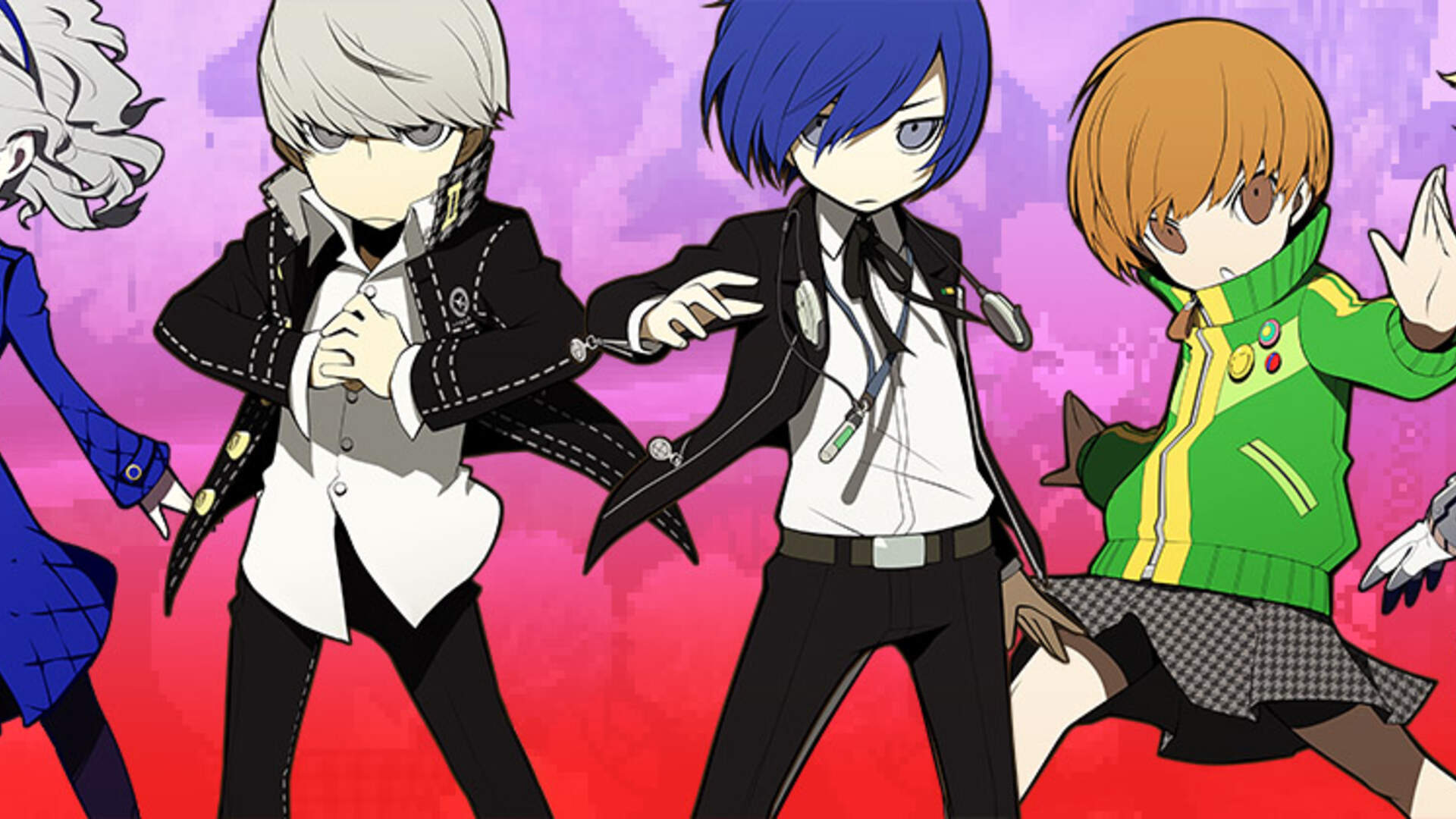 Persona Q 3DS Review: Extracurricular Activities