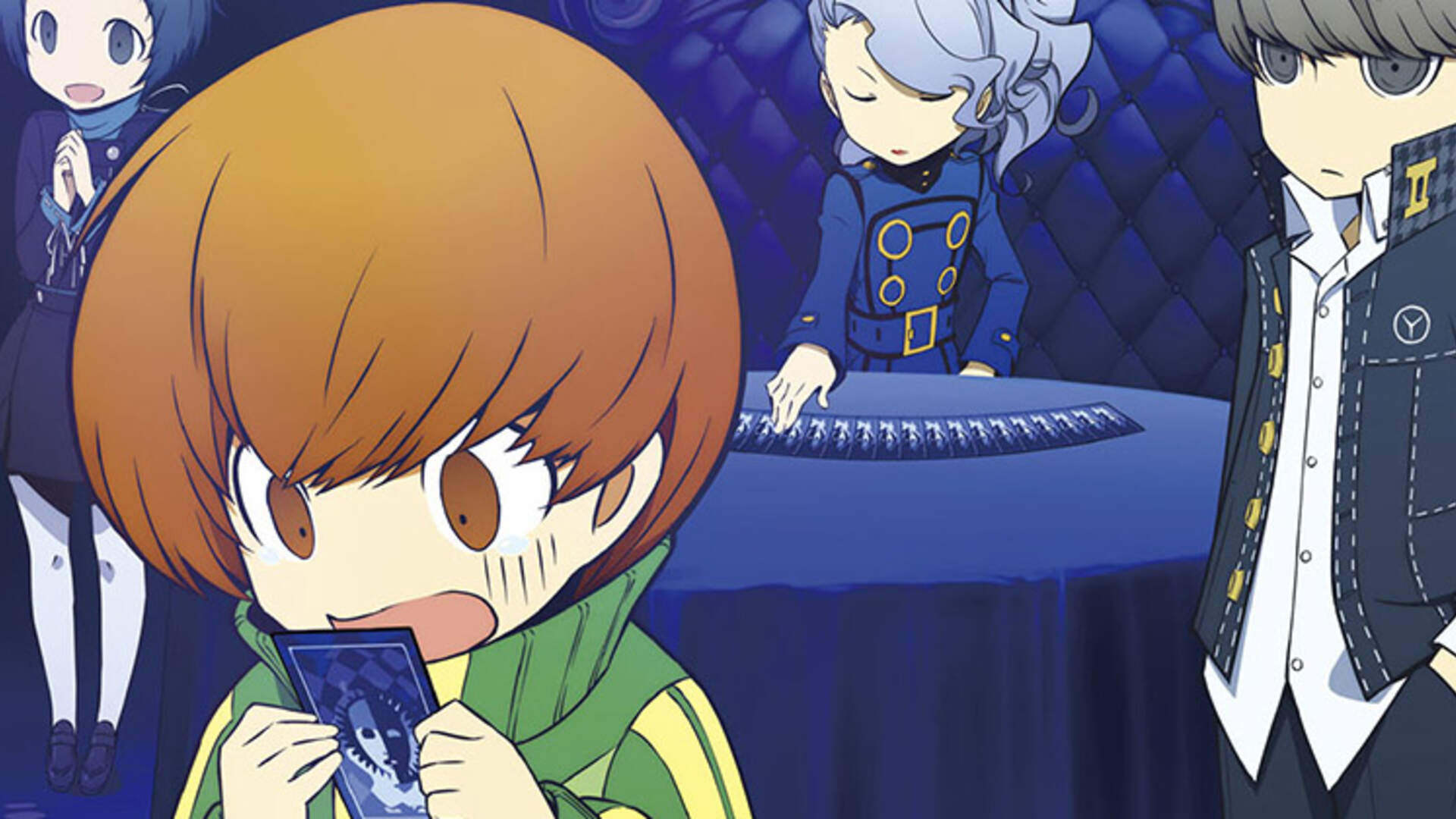 How You Helped Design Persona Q