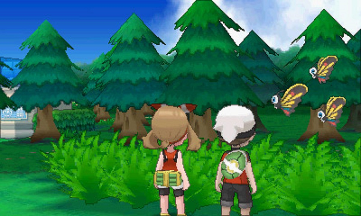 161 7903 804 701 70 Pokémon Ruby, Sapphire and Emerald: Brief introduction