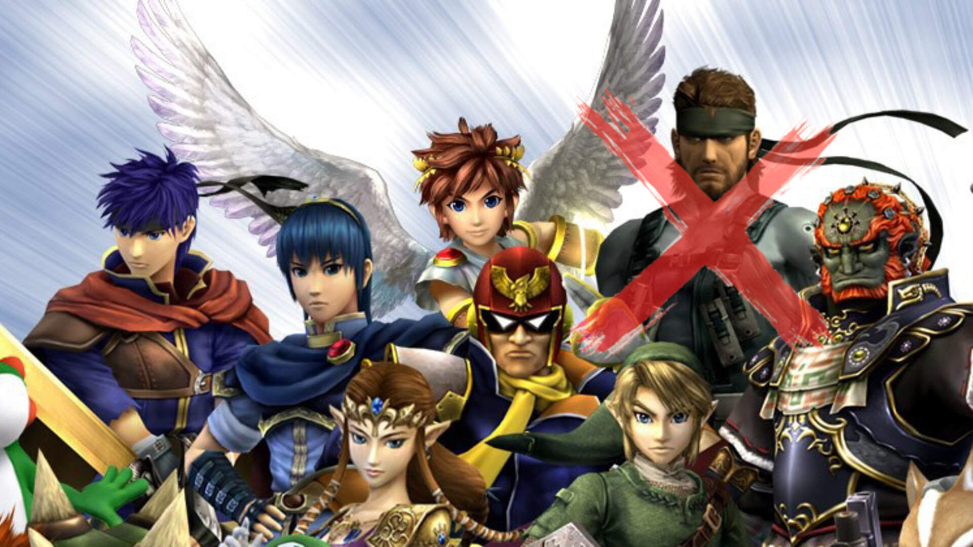 Time to Bid Farewell to these Smash Bros. Characters