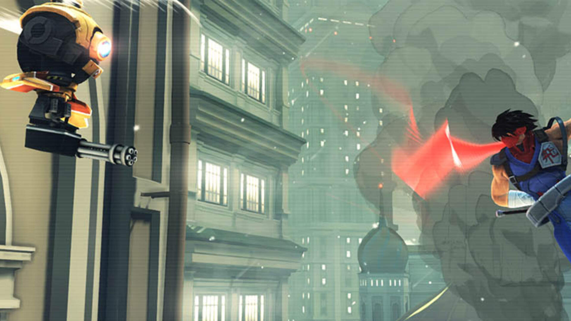 Strider Xbox One Review: Does This Familiar Reprise Rise Above Contempt?