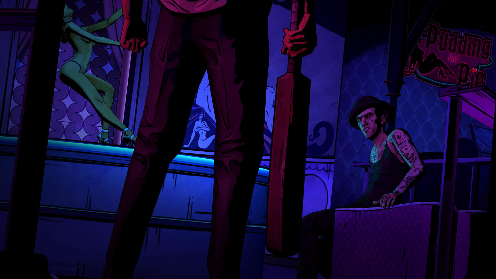 The Wolf Among Us: Smoke and Mirrors PC Review