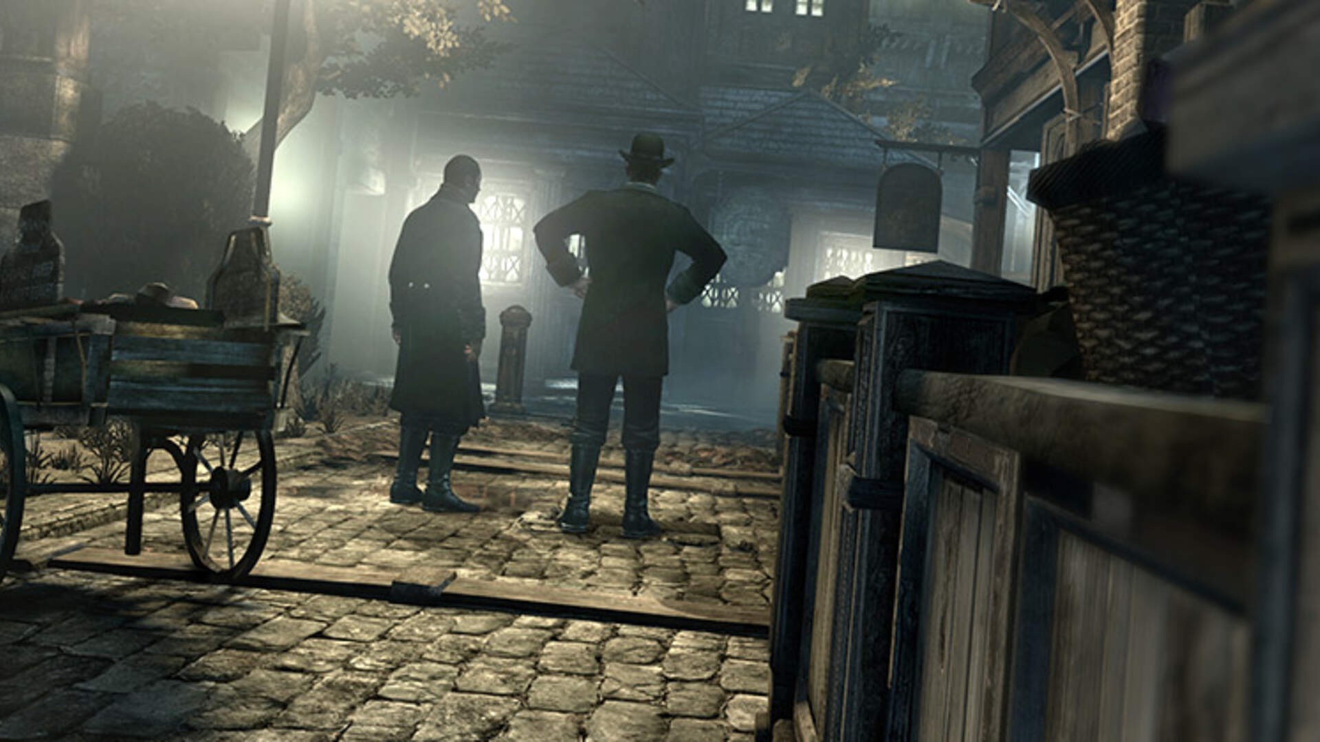 The Living City: A Look at Thief's Excellent Open World