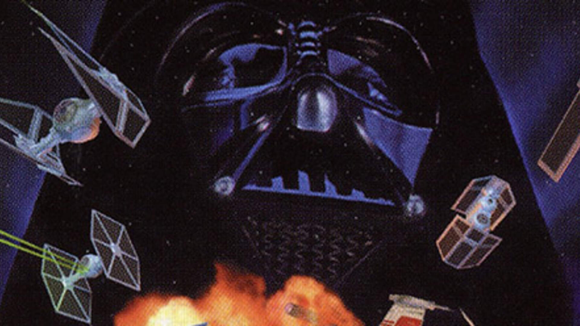 """The Greatest Star Wars Game Ever"": TIE Fighter"
