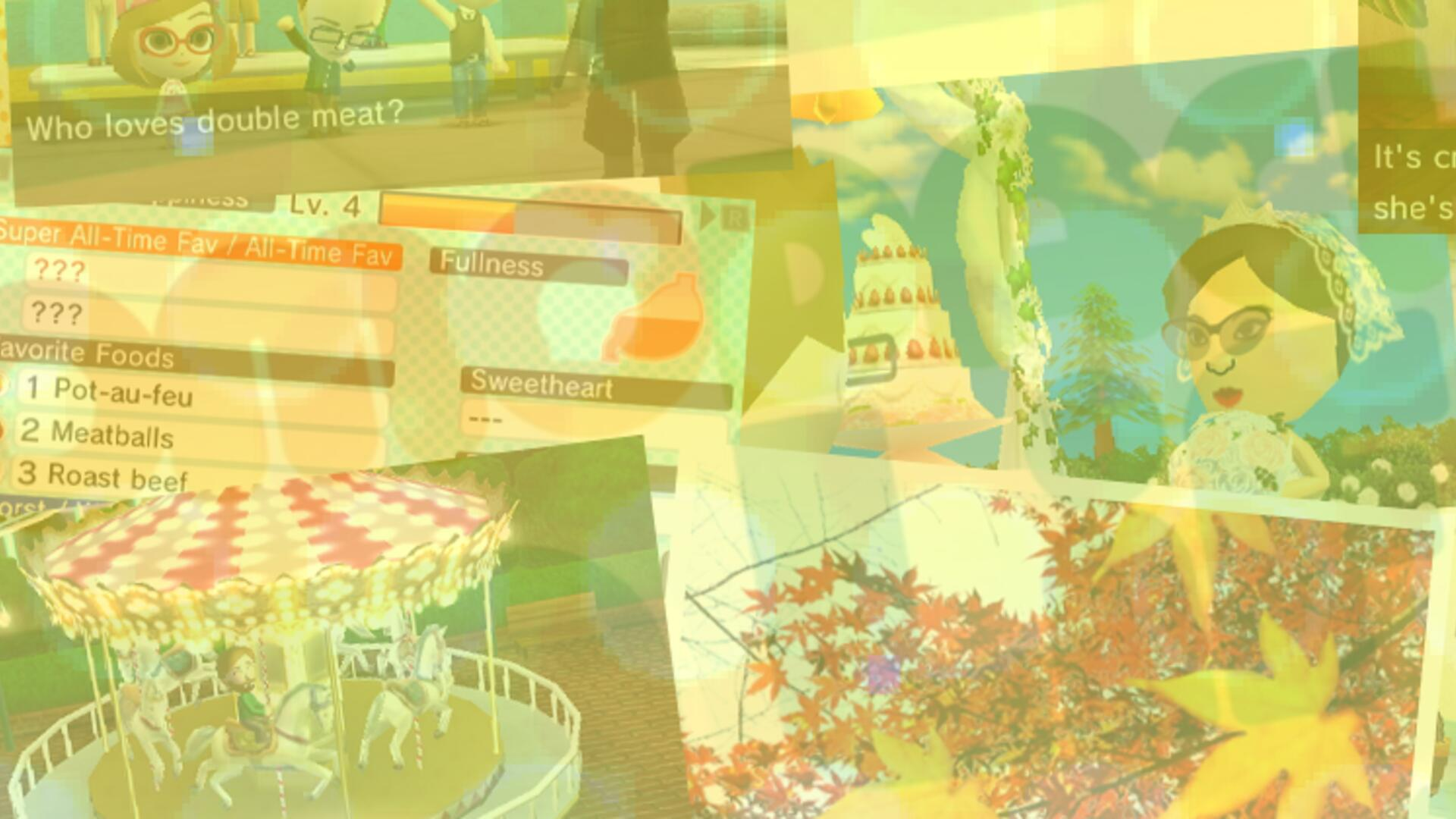 The Strange, Starry Distraction of Tomodachi Life