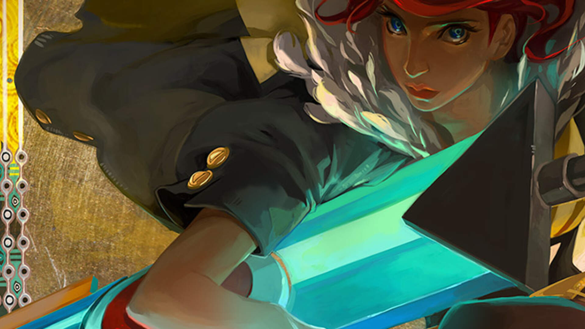 Transistor PS4 Review: The Touching Tale of A Girl and Her Sword