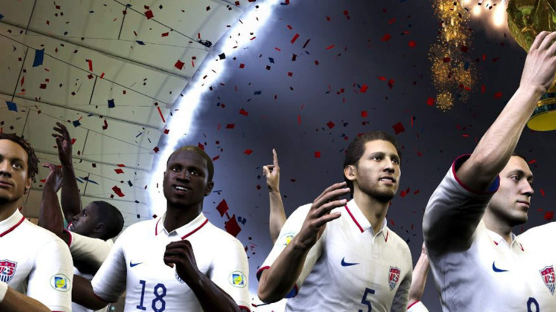 Exploring a World Where the USA Wins the World Cup Every Single Year