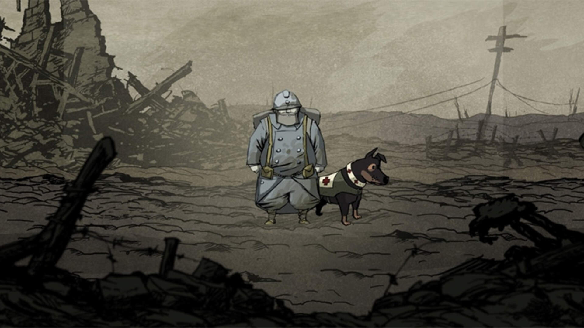 Valiant Hearts: The Great War PC Review: All Quiet on the Western Front