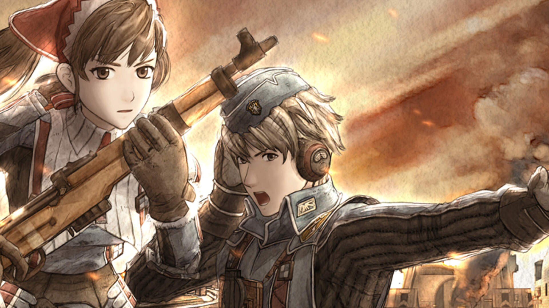 Is a New Valkyria Chronicles on the Way? A New Sega Trademark Offers Hope