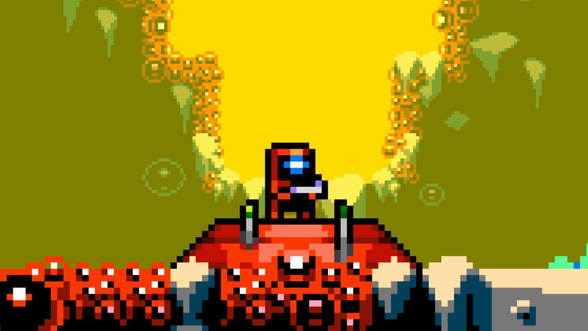Xeodrifter, a Charming But Incomplete Sketch of a Game