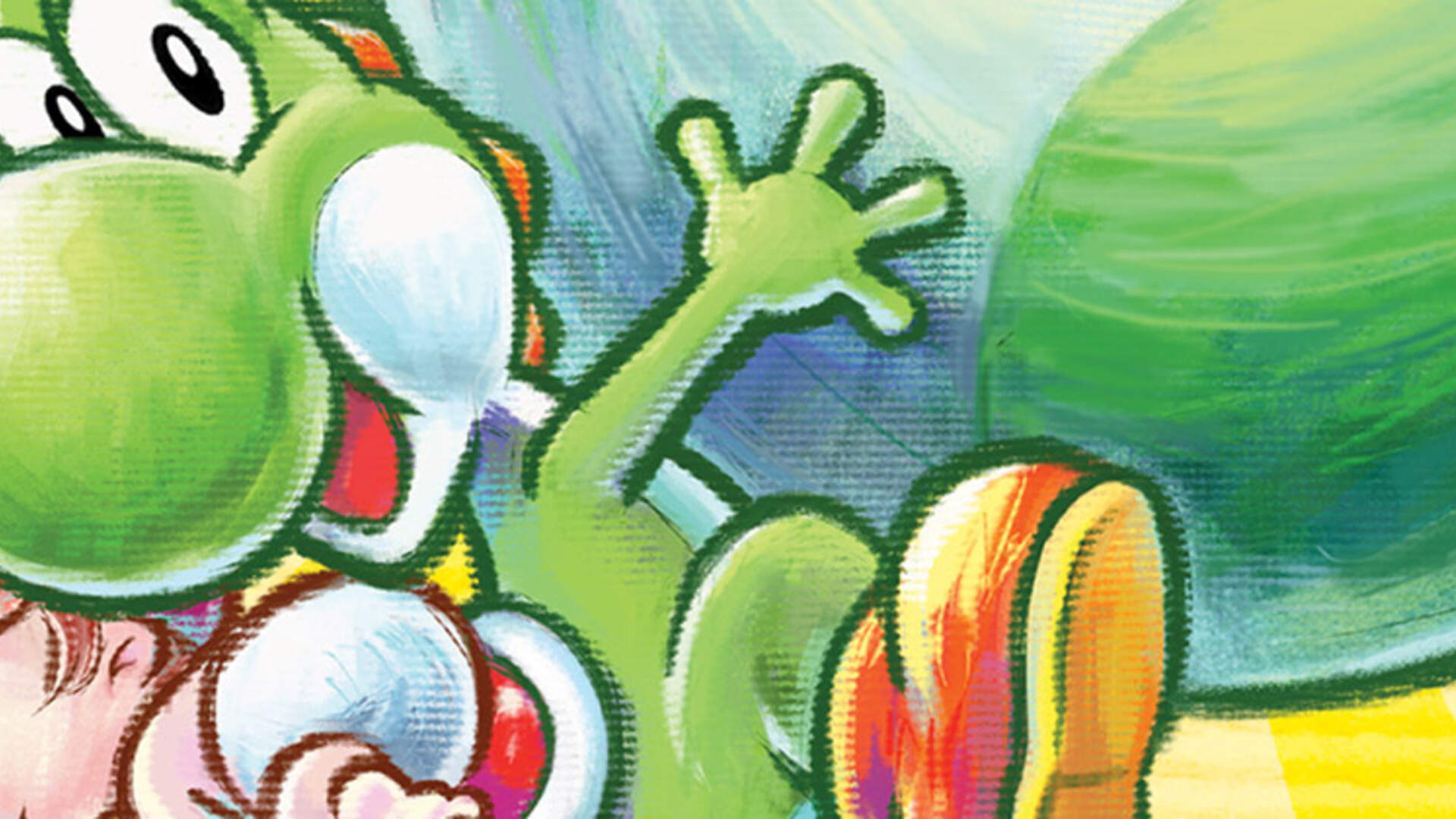 Yoshi's New Island 3DS Review: Damn Straight It's a Baby Game