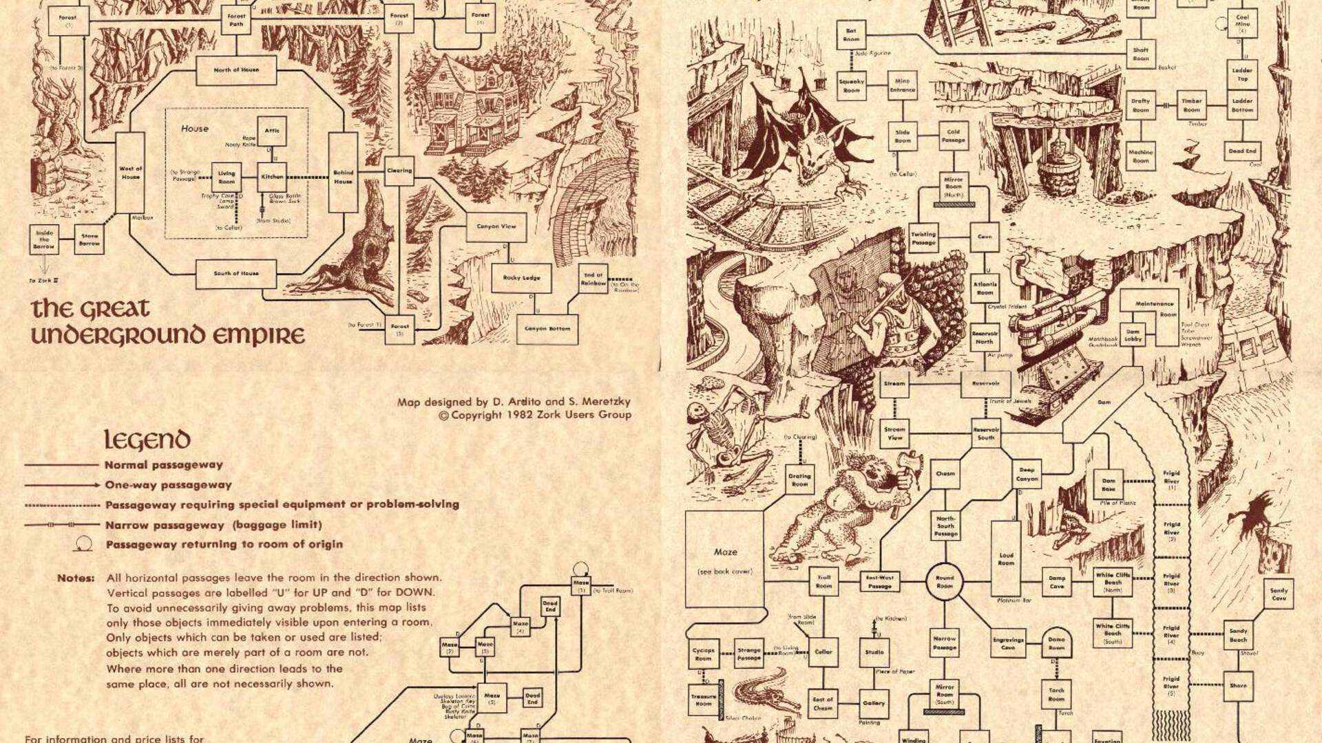 Dave Lebling on the Genesis of the Adventure Game - and the Creation of Zork