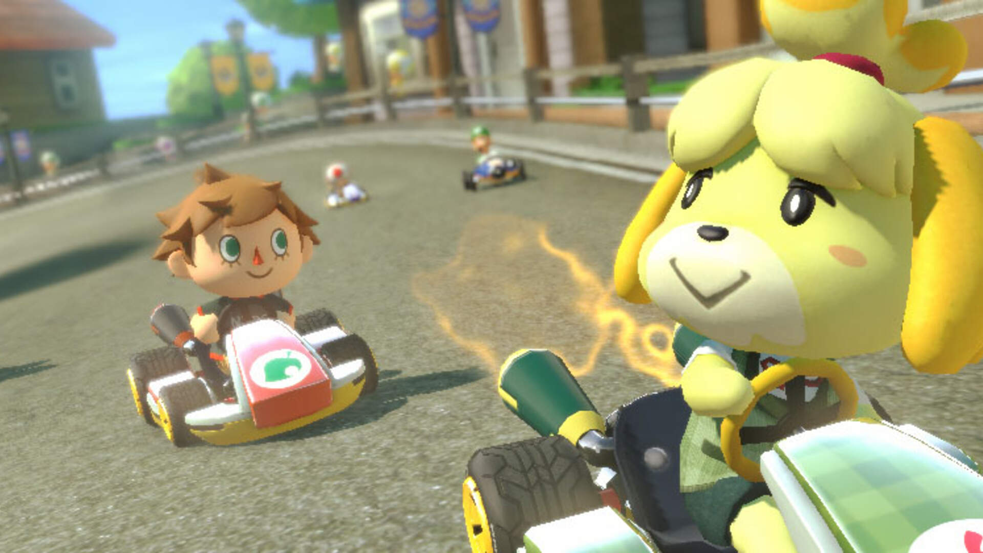 Mario Kart 8's Second Shot of DLC Hints at the Series' Possible Future