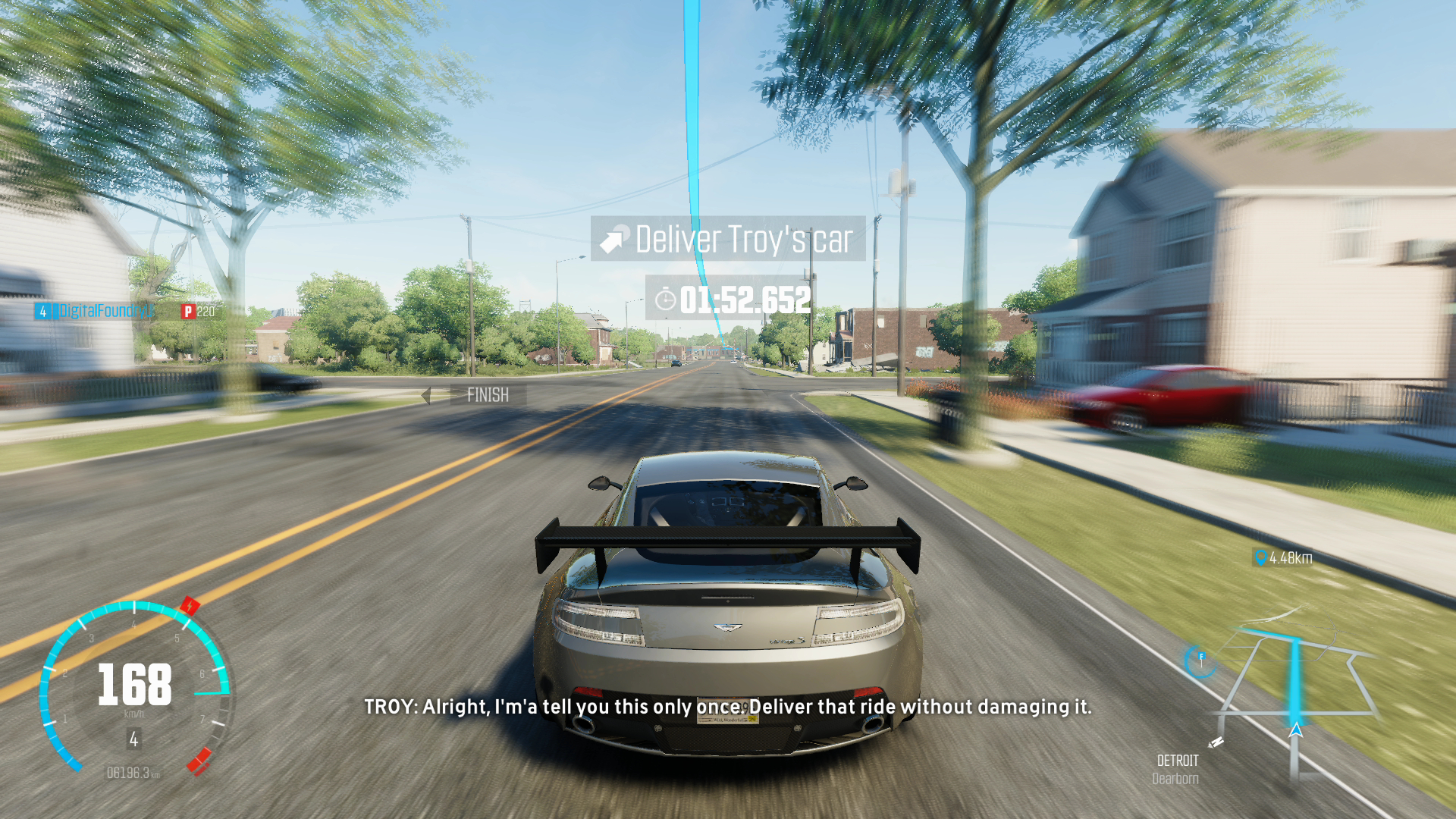 Motion Blur Is Present In The Crew During Gameplay And Cut Scenes However This Effect Applied More Liberally Wild Run When Driving At High Speed