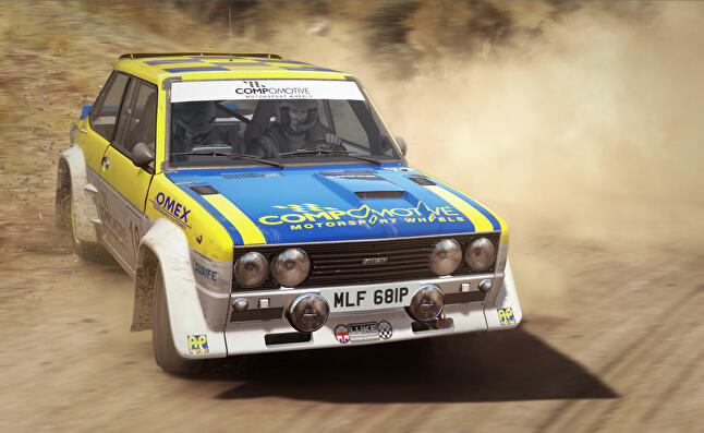 Dirt Rally, Codemasters' latest, hit a Metacritic of 86, which Sagnier says is a merely a benchmark to improve upon.