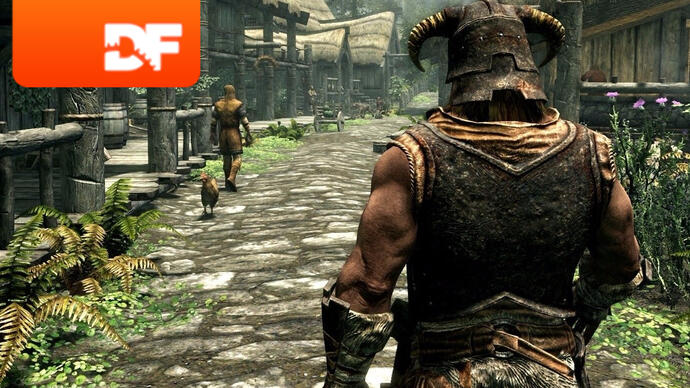 Com'è il remaster di Skyrim in confronto all'originale maxato su PC? - articolo