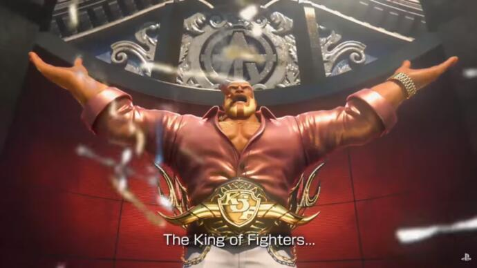 The King of Fighters XIV confirma personagens dademo