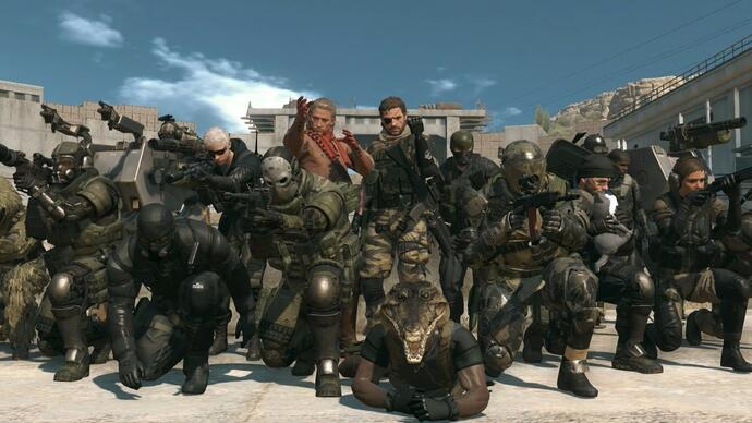 Metal Gear Online, parte oggi la beta PC su Steam