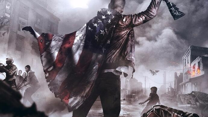 Homefront: The Revolution out in May, new gameplaytrailer