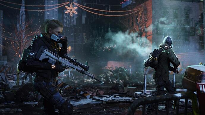 The Division - Release date, beta, gameplay, trailer, collector'sedition