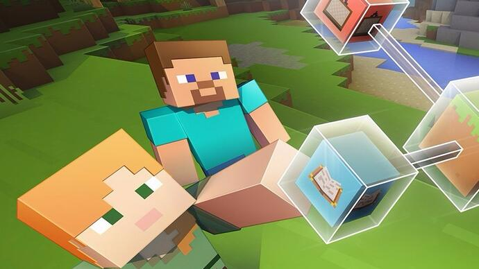 Microsoft announces subscription-based Minecraft for schools
