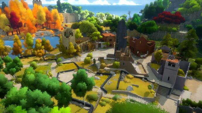 The Witness - Test
