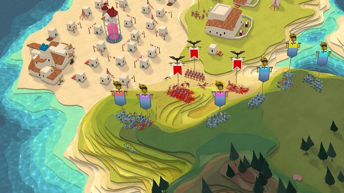 Peter Molyneux returns to Godus with RTSupdate