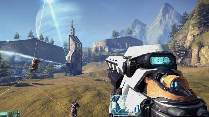 Tribes: Ascend patch breathes new life into dormantshooter