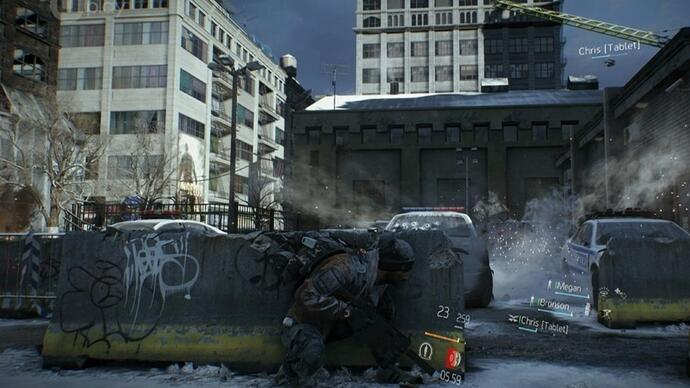 Nieuwe trailer The Division legt skill systeemuit
