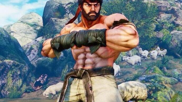 Watch: Street Fighter 5's brilliance just about makes up for barebones launch